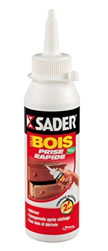 Bostik SA 044366 Holzleim, schnell-klebend, Flasche 100 g -