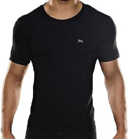 Sous Vêtement Lonsdale T Shirt homme noir (L)