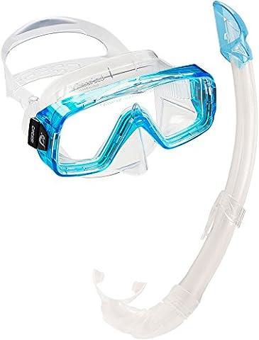 Cressi Sirena Mask & Snorkel Mexico / Gringo - Premium