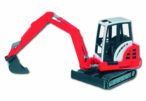 Image of Bruder 02432 Schaeff Mini Excavator HR 16
