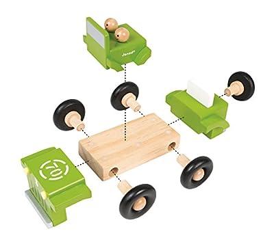 Janod 4 x 4 Magnet Kit