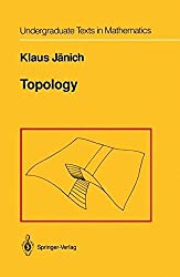 Topology (Undergraduate Texts in Mathematics) by Klaus J?nich (1995-01-01)