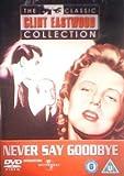 Never Say Goodbye (DVD) (1956)