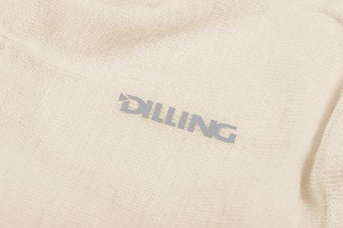 DILLING Merino Leggings mit Eingriff für Herren Natur
