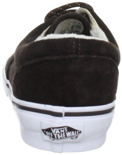 Vans Era VQFK76A, Baskets mode mixte adulte Marron (Braun)
