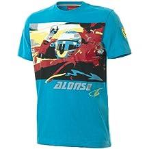 Ferrari 903 0036500240 - Camiseta Ferrari (talla 52)