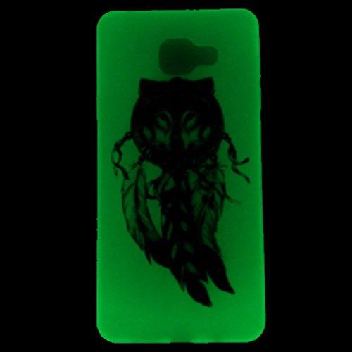 Cover per iPhone 5s Custodia Protettiva TPU Verniciato Guscio Luminoso,TOCASO Case per iPhone 5/5s Custodia Trasparente TPU Shock-Absorption Cover Ultra Slim Cassa Molle del Silicone Ultra Sottile Cop A#8