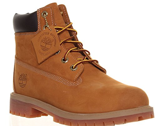 Genuine-Original-Classic-Timberland-Womens-6-inch-Premium-Wheat-Youth-Junior