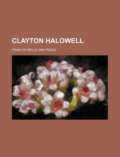 Clayton Halowell