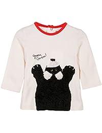 Catimini Baby Boys' TS ML Doudou T-Shirt