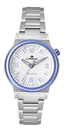 Lorenz 026957BB Reloj de pulsera unisex