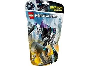 Lego Hero Factory - 44016 - Jeu De Construction - Jaw Beast Vs Stormer