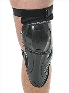 Genouillères Protection mixte de moto Alpinestars Vapor Knee Protector S/M BLACK GRAY GRAPHIC