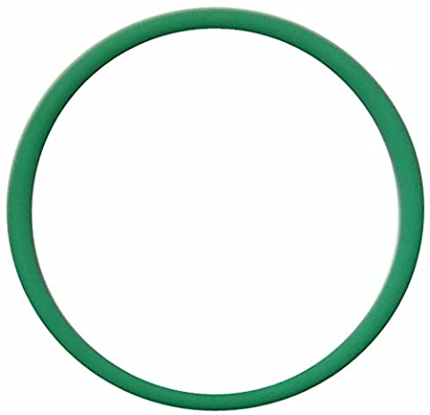 Aerzetix: 2x joint technique vert en FKM PG16 -20...200°C 20mm 1.5mm