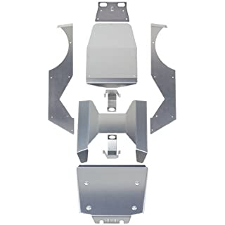 Aluminum Axial Wraith Body Panel Kit by AMF Racing