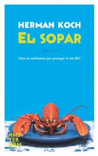 El sopar (Amsterdam Book 56) (Catalan Edition)