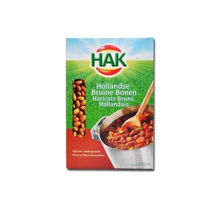 Hak Bruine Bonen - Braunen Bohnen - 500g (Braune Bohnen)