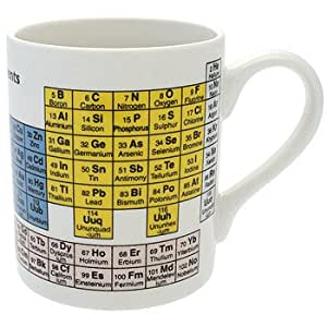 Periodic Table Of The Elements mug (small)