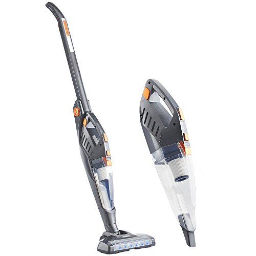 vonhaus-folding-vacuum-cleaner-2-in-1-cordless-stick-222v-battery-180-swivel-steering-system-retract