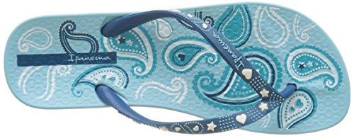 Ipanema - Anat Lovely Vii Fem, Infradito Donna Blu (Blue/Blue)