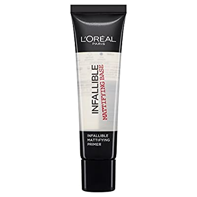 L'Oréal Paris Infallible Mattifying Priming Base 35ml from L'Oreal