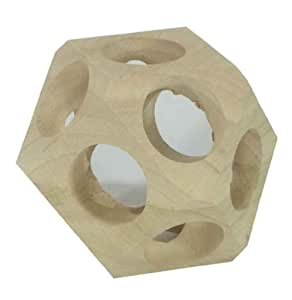 Elmato 10004 Geo Dice for Hamsters and Mice