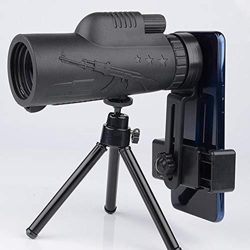 SQZQ Telescopio de teléfono móvil
