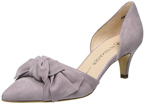 Peter Kaiser Damen Calua Pumps, Grau (Pastell Suede), 40 EU (6.5 UK)