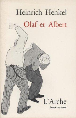 Olaf et Albert par Heinrich Henkel