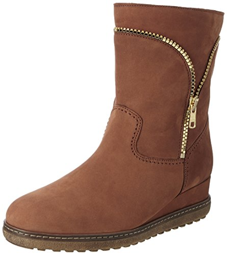 Gabor Shoes Damen Jollys Stiefel, Braun (98 Nut), 43 EU