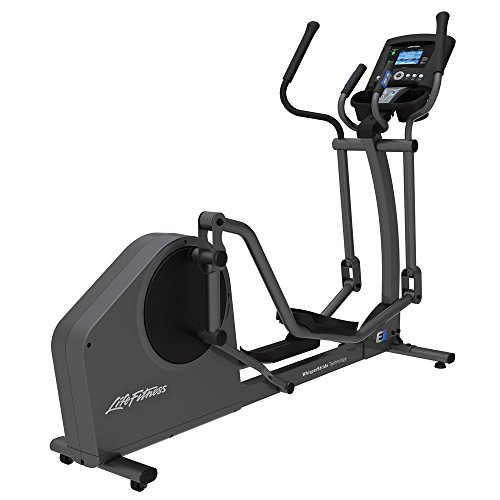 Life Fitness E1 Go Crosstrainer Fitness-Bundle inkl. Life-Fitness Zubehör - E1-bundle