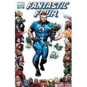 Fantastic Four #570A