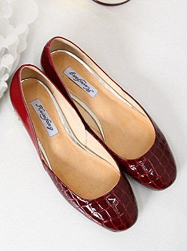 Appartamenti Vinoso Di Rotonda Rosso Moda Punta Balletto Donna Aisun Polacca dxSqp4w8dP