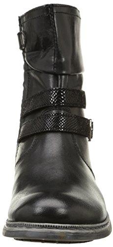 Ramdam Bando, Bottes Classiques fille Noir (Vte Noir Dpf/Carca)