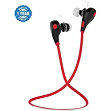 Captcha Bluetooth 4.1 Sports In Ear Stereo Earphone With Mic For Android/iOS Devices (Color May Vary)
