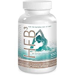 MY DIETARY SUPPLEMENT, HFB3, for the natural way of Diet, Gewichtsreduktion, 100 Tabletten