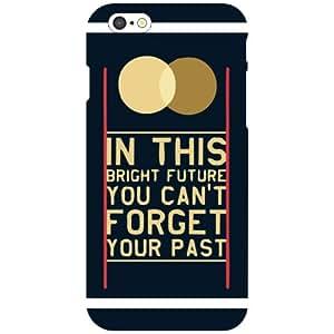 I Phone 6 Bright Future Matte Finish Phone Cover - Matte Finish Phone Cover