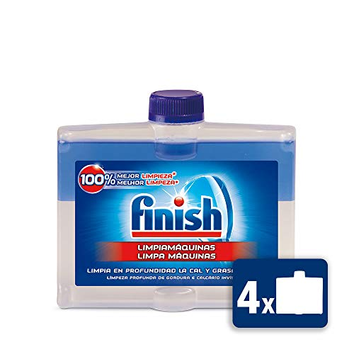 Finish Limipiamáquinas líquido lavavajillas - 4