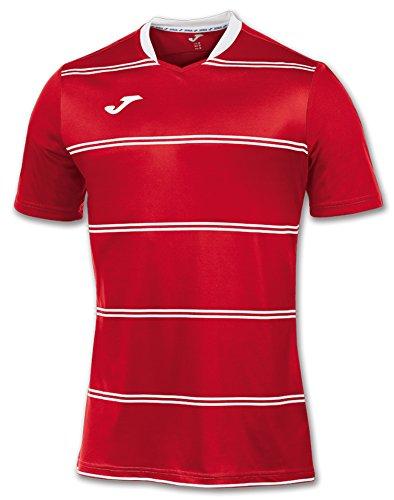 Joma Standard Maglietta, Royal, 8XS/7XS Rosso