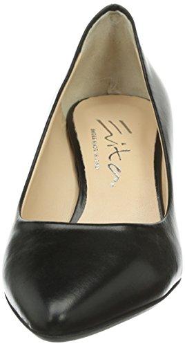 Evita Shoes - Scarpe, Donna Nero (Schwarz (Schwarz))
