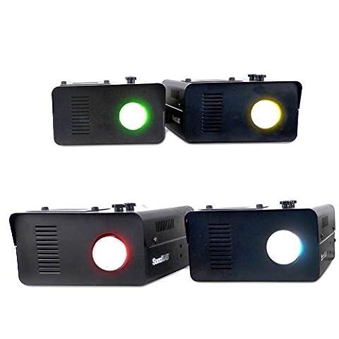 Jeux de lumière SET 4 Lighting Effect, Activ SOUND