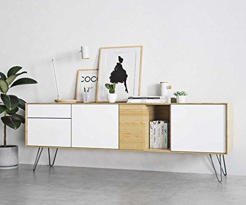 ... 4x Haarnadel Tischbeine Austauschbare Tischu0026Schrank Beine Für  Heimwerker   Mitte Des Jahrhunderts Modern Stil   Verfügbar ...