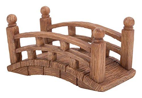 Miniatur-Welt * * Holz Tempel Brücke MW09-012