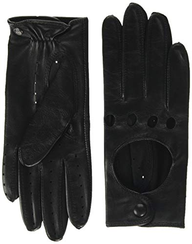 Roeckl Damen Young Driver Handschuhe, Schwarz (Black 000), 7.5
