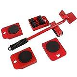 Leoboone Strumenti Hardware Dispositivo Mobile Strumento Mobile per movimentazione di carichi Pesanti Dispositivo Mobile per mobili Puleggia Base Acquario