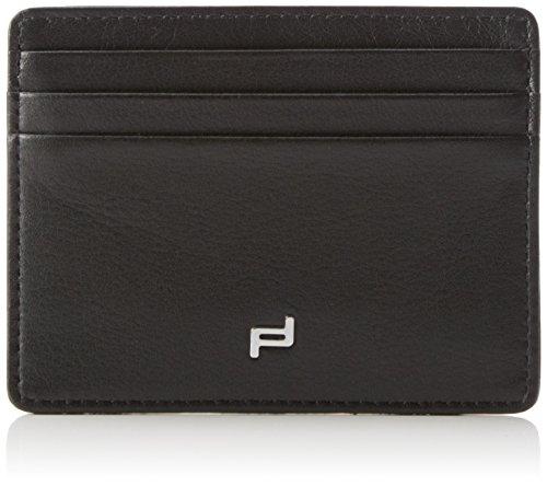 Porsche Design Herren Touch CardHolder SH6 Ausweis-& Kartenhüllen, Schwarz (black 900), 10x8x1 cm - Porsche Männer Schuhe
