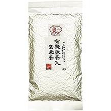 Ocha & Co. Premium Organic Japanese Genmaicha Matcha Roasted Brown Rice Blend Green Tea 100g Free Shipping