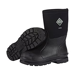Muck Boot unisex-adult mens CHM-000A Chore Mid 21