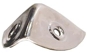 Protège coins pour cassettes et caisses, nickelés, 28mm (lot de 4)