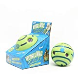 SEN Rolling Dog Vocal Toy Ball Big Dog Puppy Strange Pet Dog Cat Dog Boring Giocattolo Verde